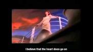 Селин Дион. Песня из кф. Титаник (субтитры)