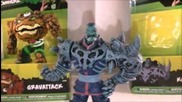 Ben 10 Omniverse Hyperalien Gravattack and Khyber Review