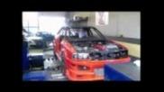 Хасковлия с най-мощен тунинг автомобил в Бг!-audi S2