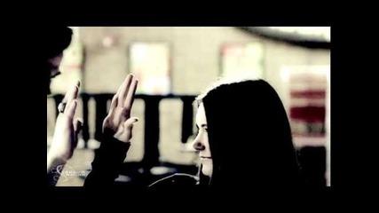 Damon + Elena + Stefan |