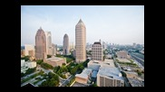 Cool Condo in Atlanta Georgia - 1280 West Peachtree Highrise Condo - Great City Views!!