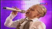 8 year old Anastasia Petrik Ukraine's Got Talent 2010 Oh Darlingi