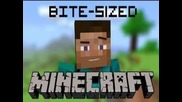 Bite-sized Minecraft