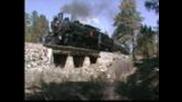 Grand Canyon Railway Test Run