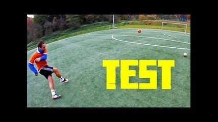 Test-nike T90 Free Kicks