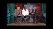 Wwe Superstars Randy Orton & R-truth On Lopez Tonight Q&a Twitter