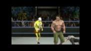 John Cena vs Spongebob Squarepants