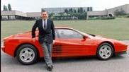 Sergio Pininfarina - Designer of the Ferrari 250 Gto, Dino & Testarossa - Wide Open Throttle Ep. 24