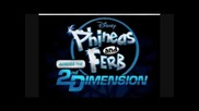 *new!* 2011 Phineas & Ferb: Across the 2nd Dimension Promo (in Fabulous 2d!)