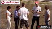 Шампион от Формула 1 подкара Лада
