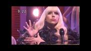 Неповторим талант Lady Gaga - Applause live