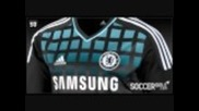 New Chelsea Away Kit 2011-2012