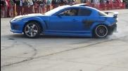 Mazda Rx8 Drift