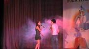 Таня и Симо на Нова музика- дует Именно ти