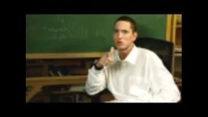 Eminem Goes Back To High School Short Comedy Film