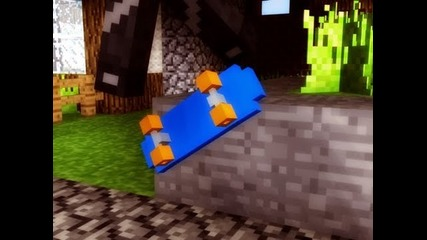 Minecraft-skate