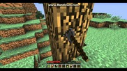 Minecraft оцеляване with Боби и Иво част 3 - къщата