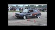Golf 2 Vr6 Turbo - 9,441s - Turbo Gockel