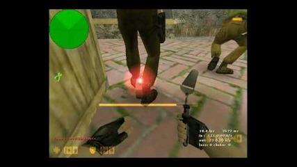 Нинджа стил-обезвреждане на бомба