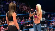 Angelina Love returns to Impact (march 13, 2014)