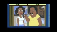 "He Cleveland Show - Preview #1 from ""there Goes El Neighborhood"" airing Sun 1/29"