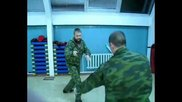 Дмитрий Дёмушкин - ножеви бой школа Кнб.