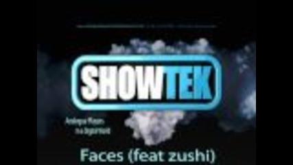 Showtek - Faces (feat zushi)