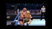 Wwe The Bash Randy Orton vs Christian - World Heavyweight Championship