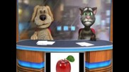 Talking Tom & Ben News manzana rara