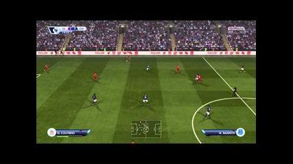 Fifa 15 - Liverpool Fc vs Everton - Merseyside derby part 1