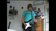 Spieluhr (rammstein) - electric guitar cover