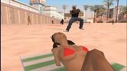 Gta San Andreas Gangnam Style
