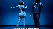 Nicki Minaj feat 2 Chainz - Beez In The Trap ( Subtitulada en espa