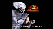 Mortal Kombat (2011) - Theme of Smoke by Shinrei