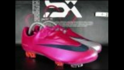 New Football boots 2010/2011