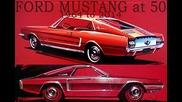 Форд Мустанг на 50