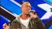 Невероятно разплакващо изпълнение в Тhe X Factor Uk 2012 - Christopher Maloney