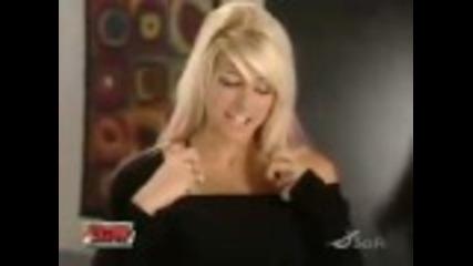 ecw kelly kelly hot striptease expose dance