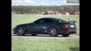 Mercedes Sl65 срещу Koenigsegg Ccr