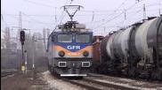 40 0656-5 + 87 028-7 заминават за Пирдоп