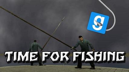 Garry's mod | Fishing | Най-малката ми печалба + инфо за Giveaway