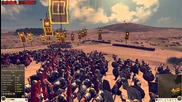 Rome 2: Total War Domination Tournament 2014 - Day 18/ Battle 15: Rome vs Macedon