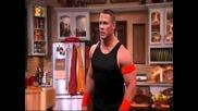 John Cena guest star on Hannah Montana