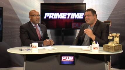 Pwr Primetime Tv: Who's Next For Brock Lesnar? 9/6/14