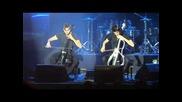 2 Cellos - Live in Sofia, Bulgaria - Californication