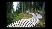 Едно прекрасно каране (downhill)