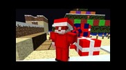 Minecraft-малко Коледно епизодче