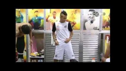 neymar tancuva v sablekalniata