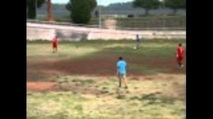 Един аматьорски футболен