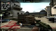 Counter Strike : Global Offensive Competitive Dmg vs Ak-47